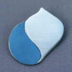 1980  Beach Offering 01  Brooch