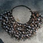 2011     Eucalypt Seed Pod Neck Peice