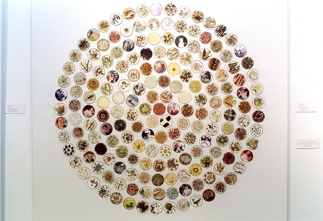2004 'Five Mandalas – The Web of Life'