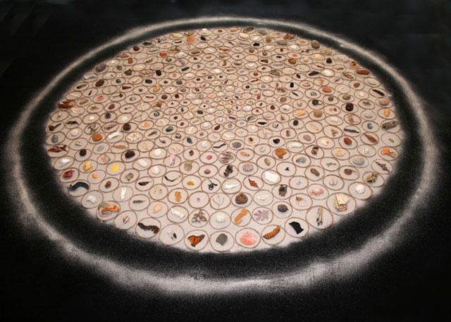 2002- 03 'Healing Mandala – 365 Offerings'
